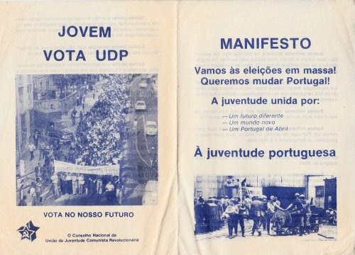 Unio da juventude comunista revolucionria ujcr 1976 ephemera sem data fandeluxe Choice Image