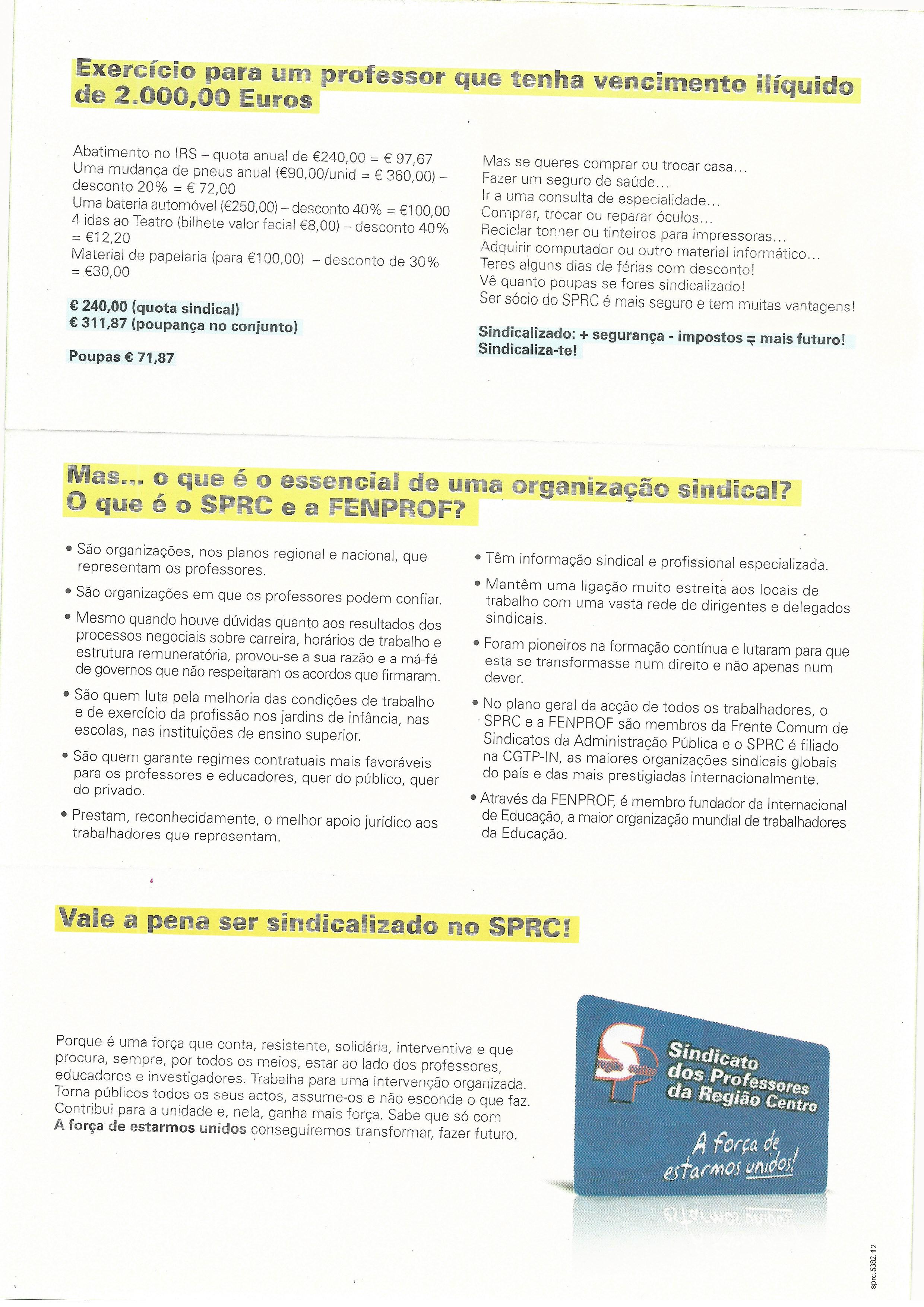 SINDICATO DOS PROFESSORES DA REGIÃO CENTRO – 2017 – EPHEMERA – Biblioteca e  arquivo de José Pacheco Pereira 446fbc6a72