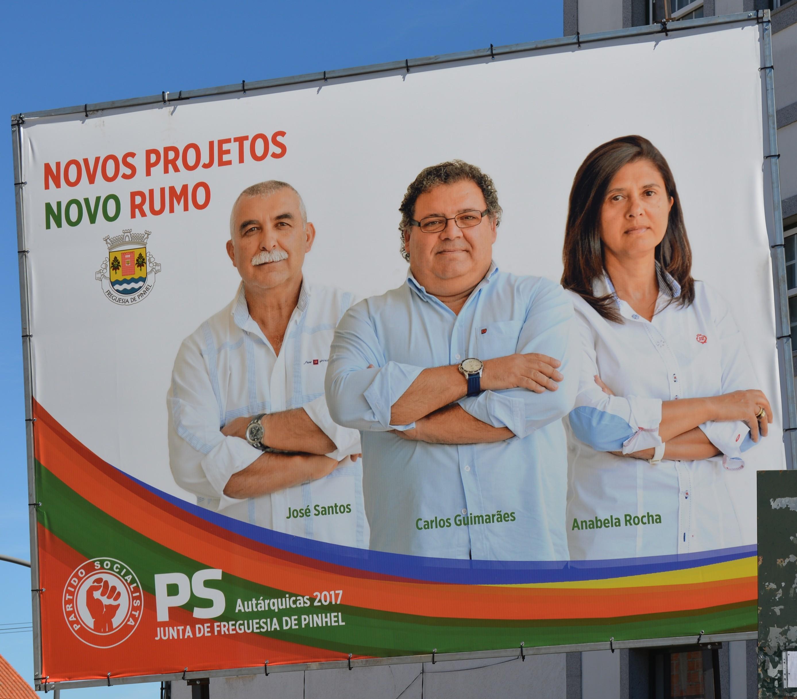 PS – Pinhel – Junta de Freguesia de Pinhel