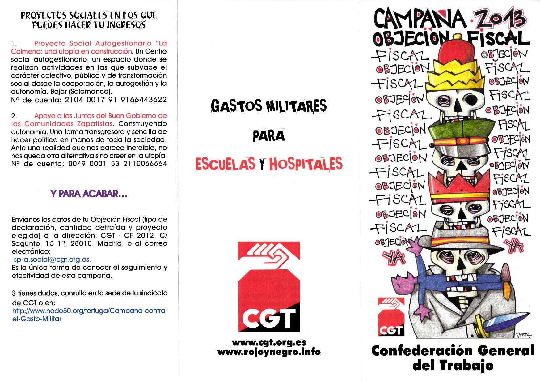 203a0b56993d9 ESPANHA – CONFEDERACIÓN GENERAL DEL TRABAJO (CGT ...