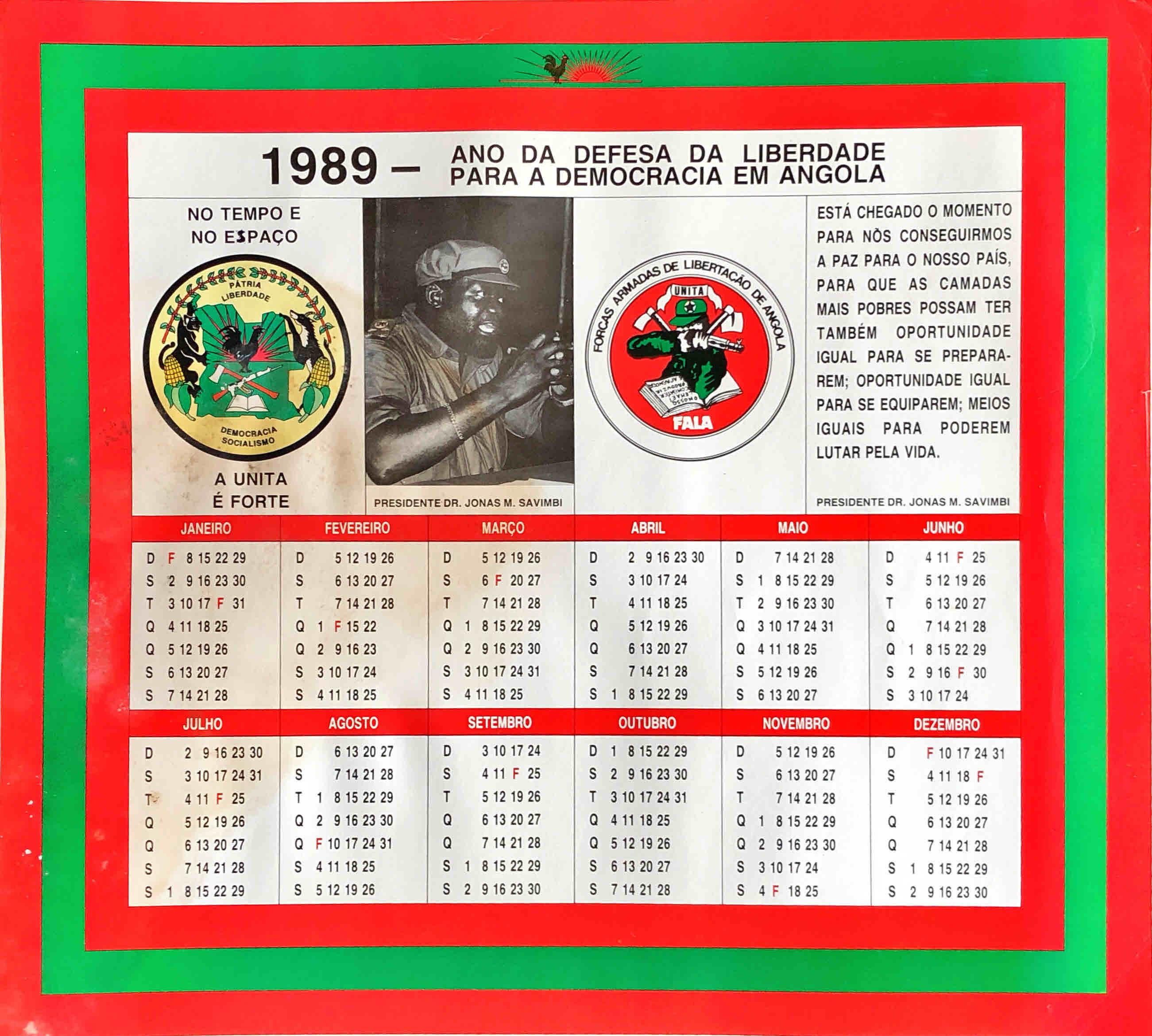 Angola unita 1989 ephemera biblioteca e arquivo de jos carregue aqui para imprimir opens in new window fandeluxe Choice Image