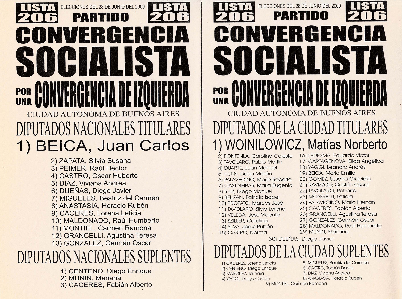 Convergenciasocialista2009 ephemera biblioteca e arquivo de convergenciasocialista2009 convergenciasocialista2009 fandeluxe Gallery