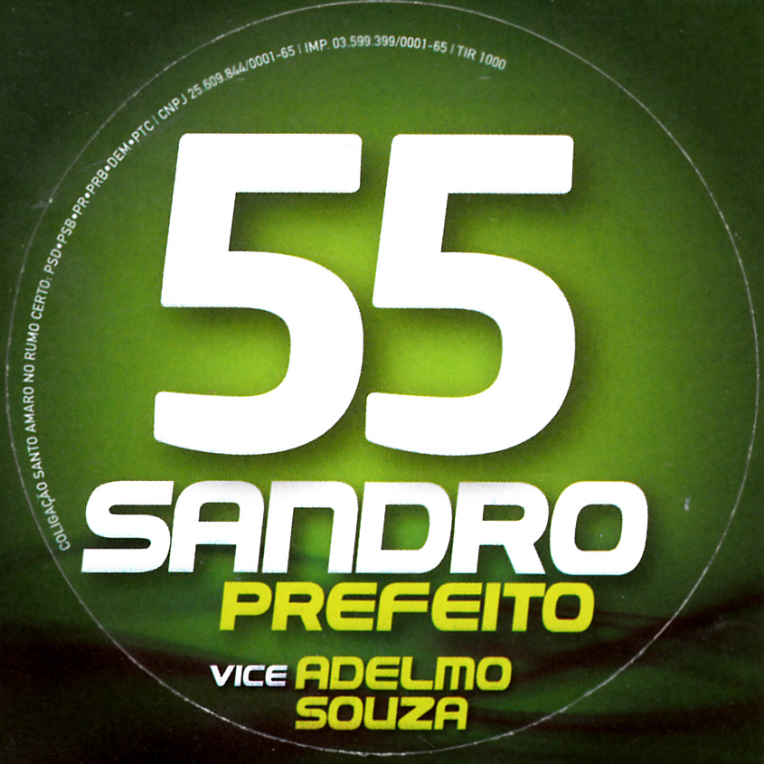 PSD_2012_SANTO AMARO