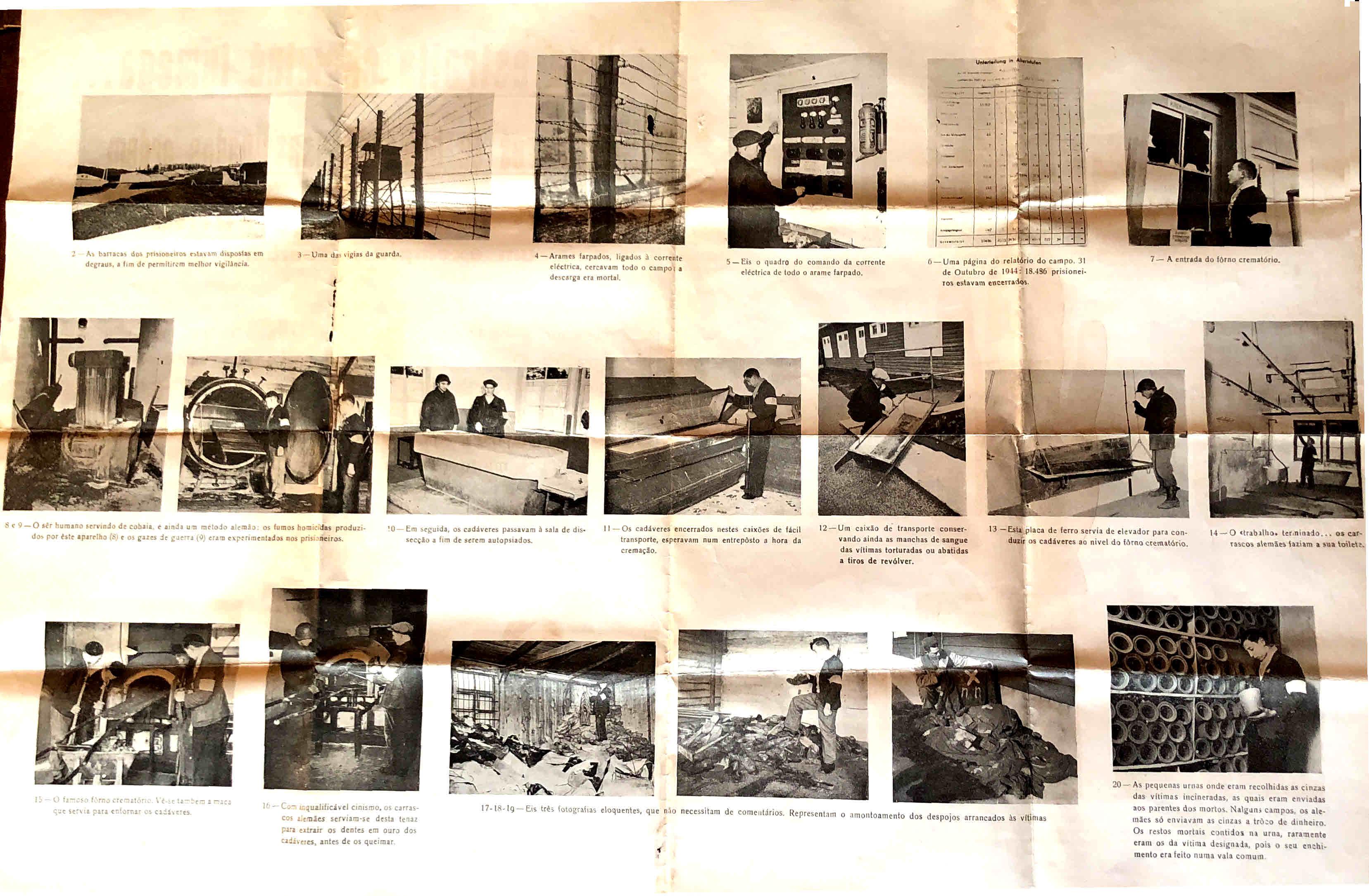 0ef38ee8a6e UMA ESTREITA CHAMINÉ FUMEGA…  1945   – EPHEMERA – Biblioteca e ...