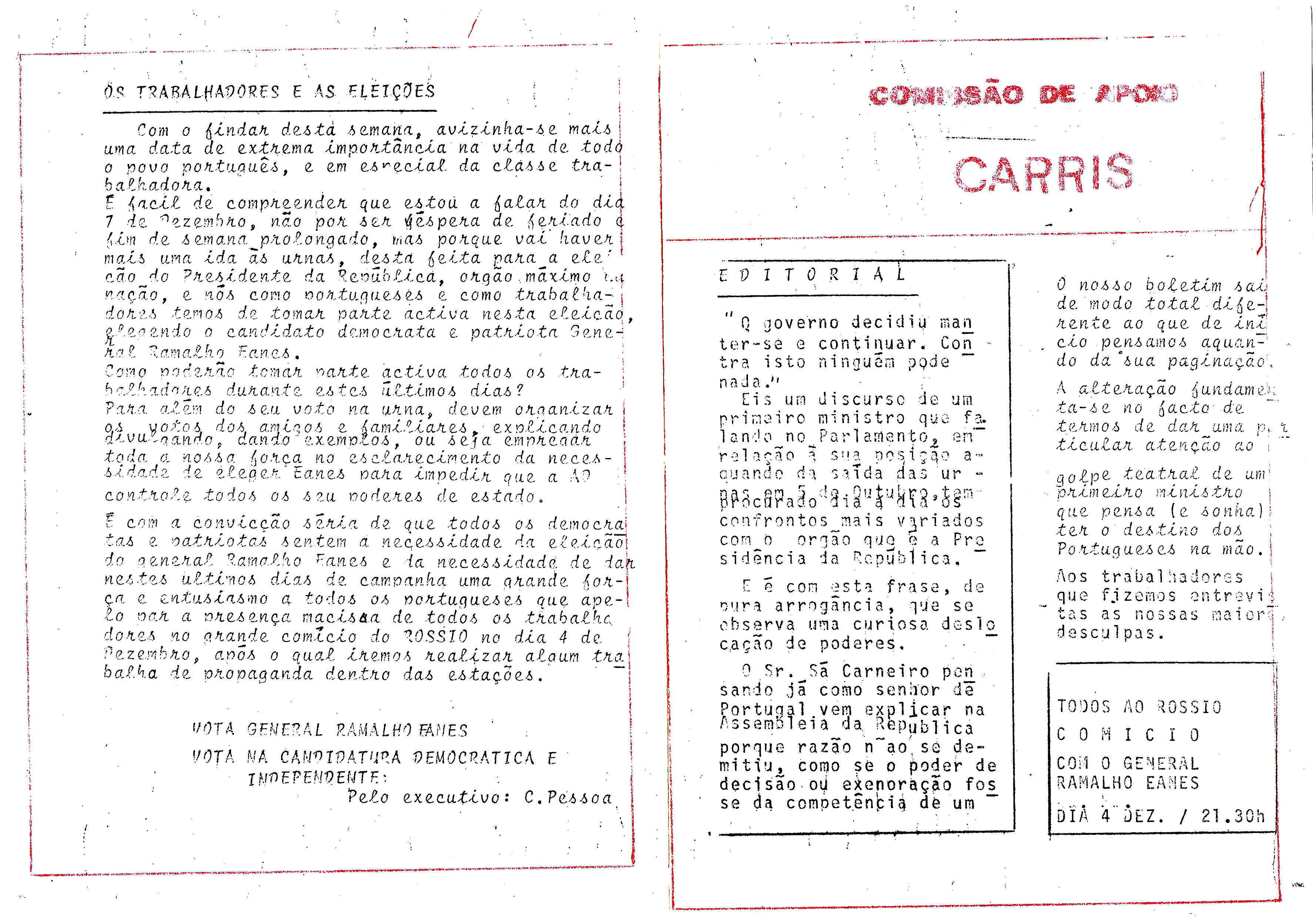CARRIS APOIA EANES1