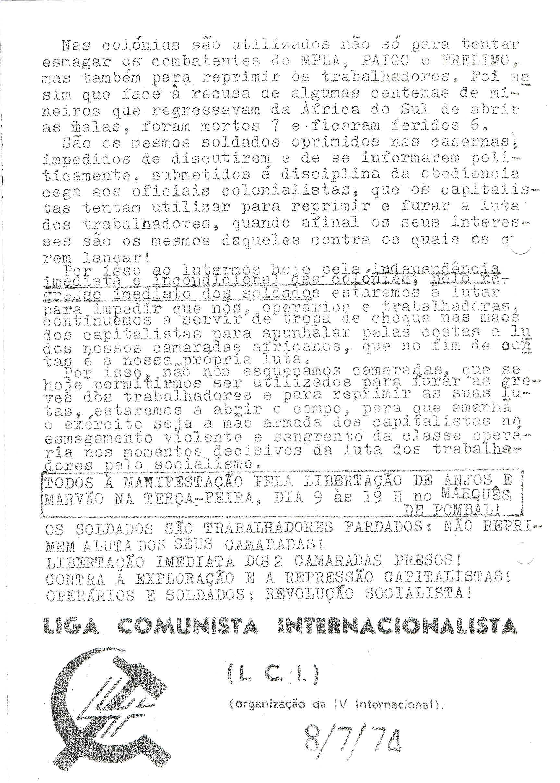 LIBERTAÇÃO MARVÃO ANJOS 74 2