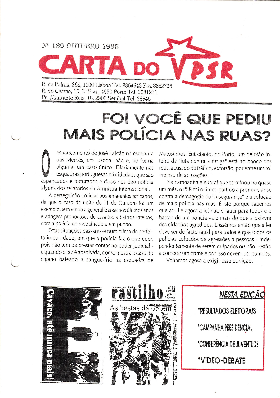 Carta_PSR_189