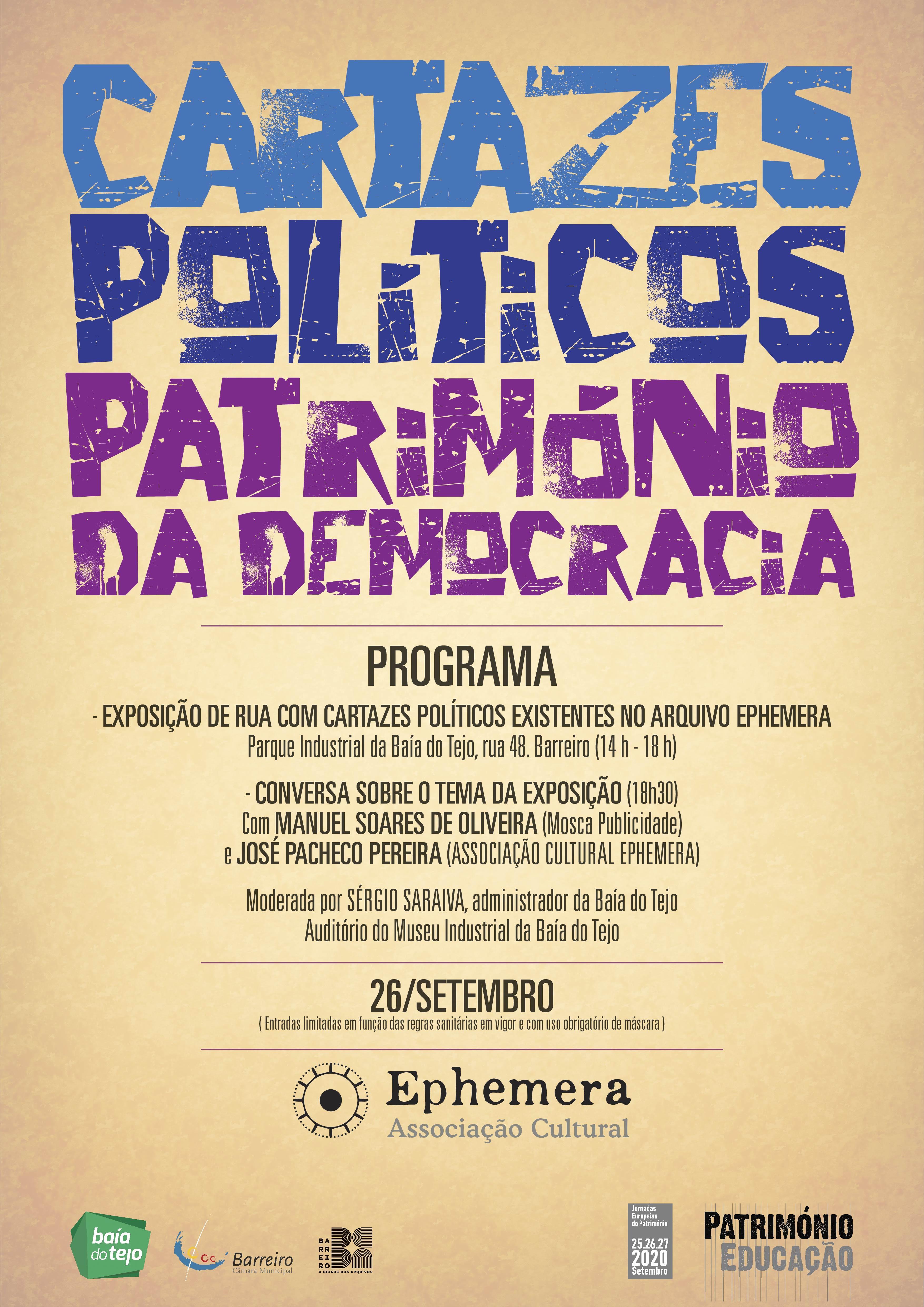 EPHEMERA-cartazes políticos_A3