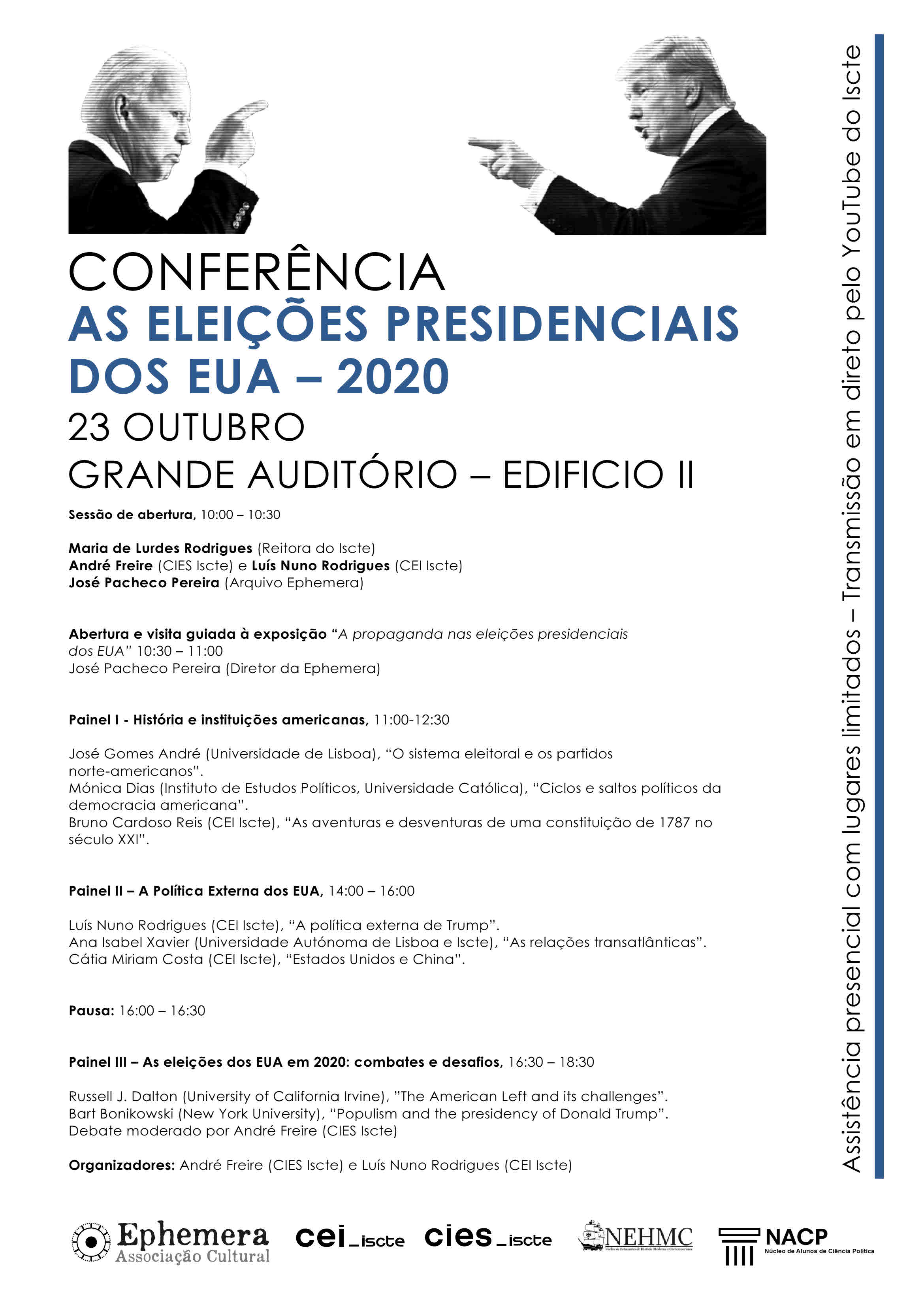Eleicoes EUA Conferencia