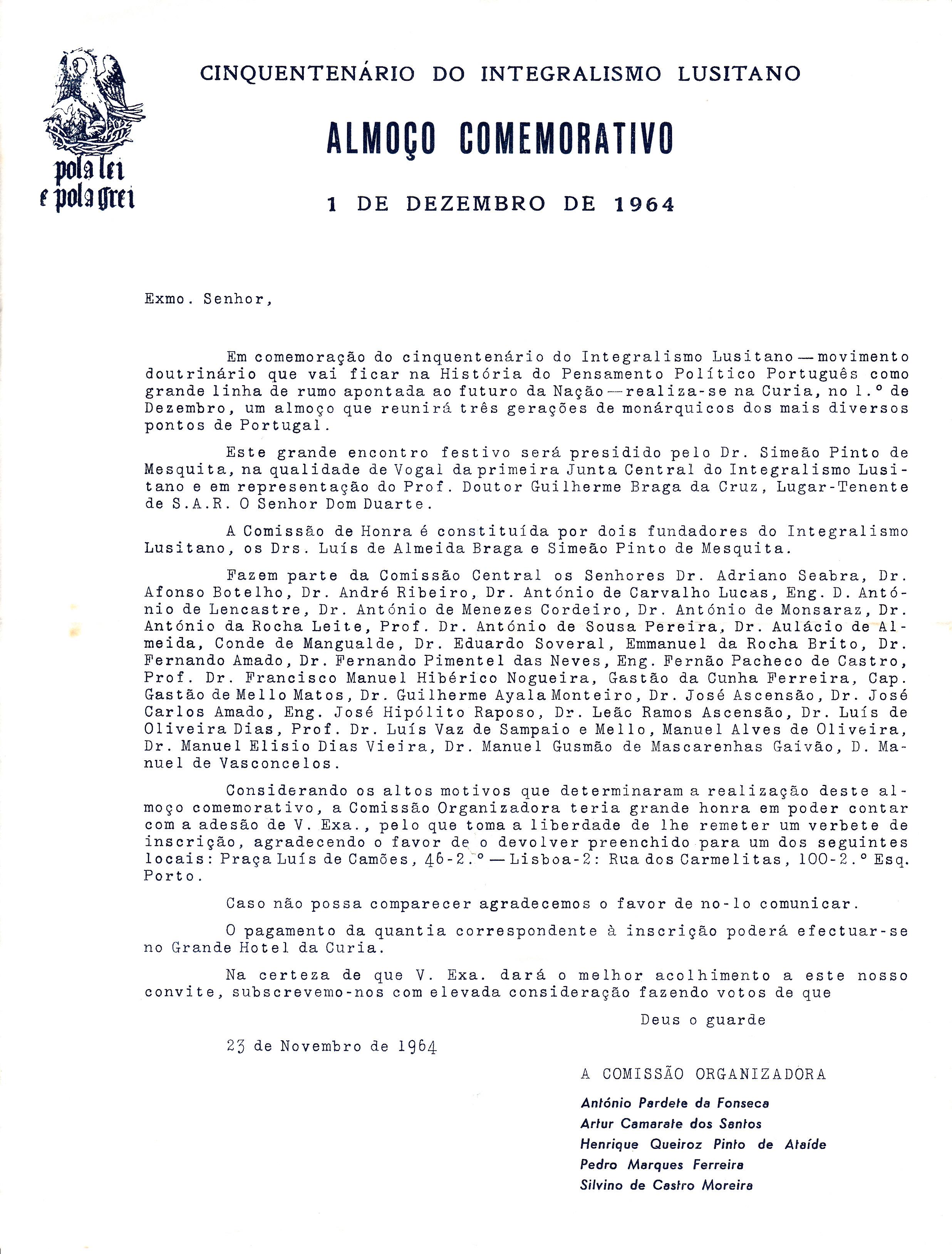 Integralismo_Lusitano_1964_0001