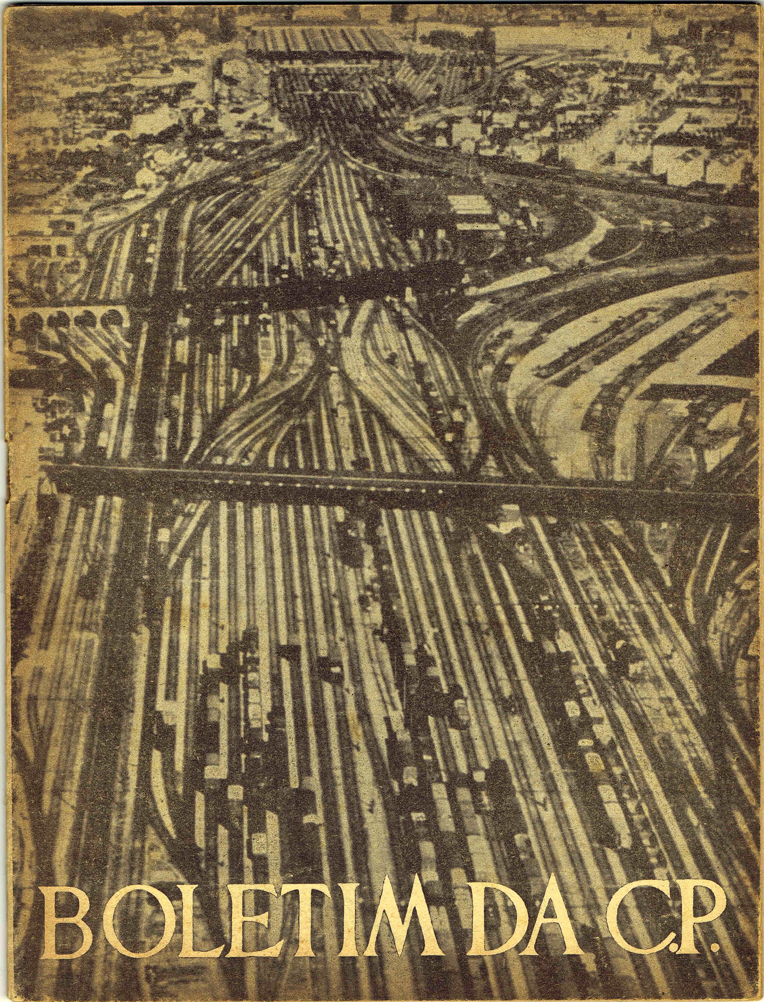 boletim da cp nº 273 março 1952