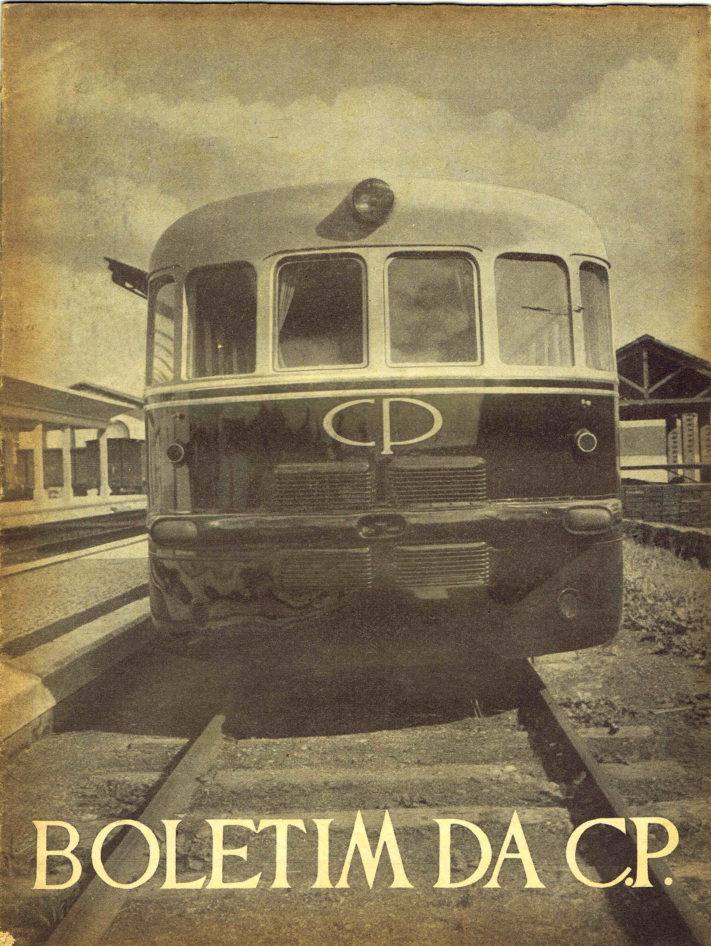 boletim da cp nº 300 junho 1954