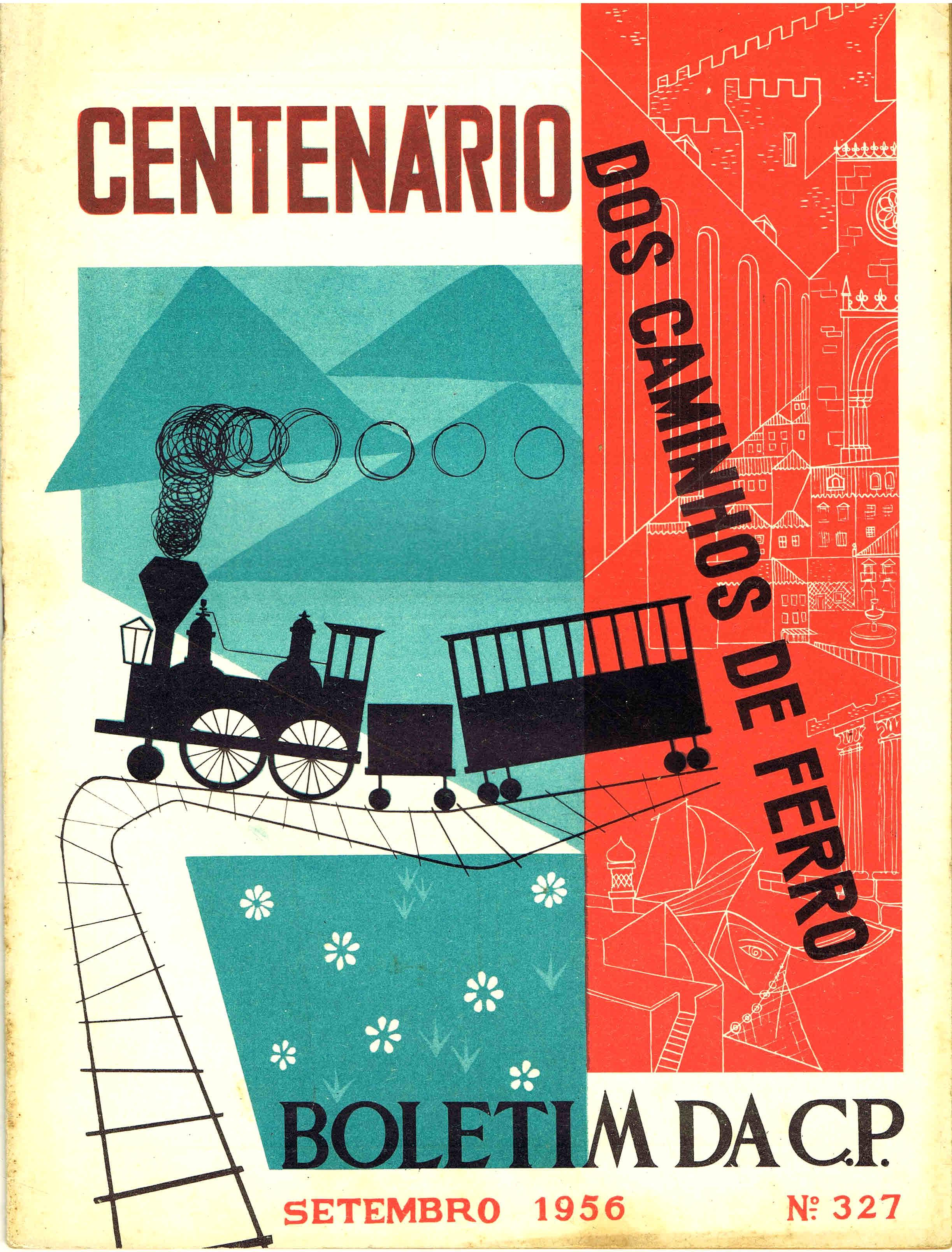 boletim da cp nº 327 setembro 1956