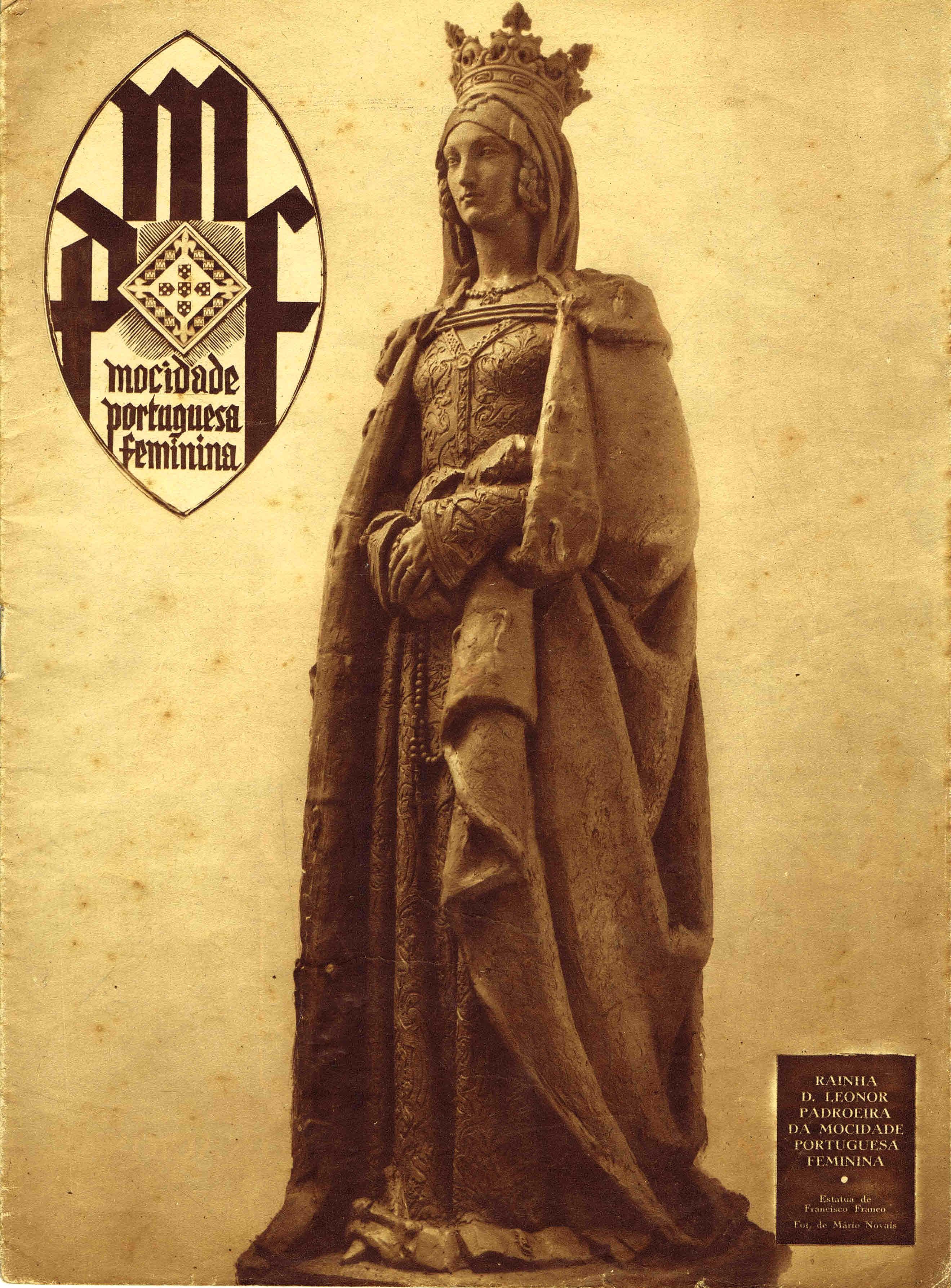 revista da mocidade portuguesa feminina nº 1