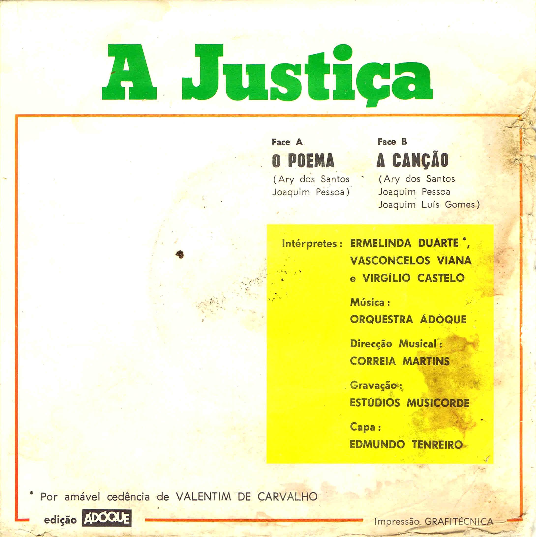 a justiça vs