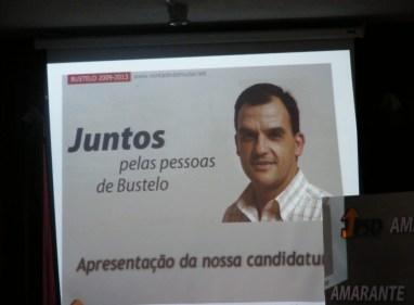 Apresentação da Candidatura do Professor Carlos Gomes à Junta de Freguesia de Bustelo, em Amarante, pelo PSD2