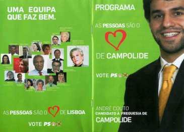 ANTÓNIO COSTA 2009