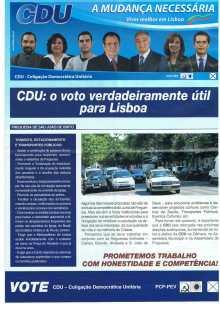 CDU, Lisboa, São João de Brito4