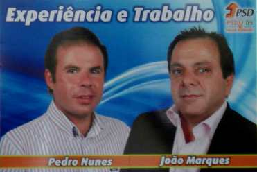Pedrogão Grande - PSD - Pedrogão Grande - OUTDOOR 01