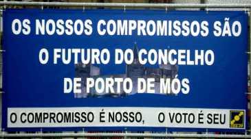 Porto de Mós - CDS-PP - OUTDOOR 01
