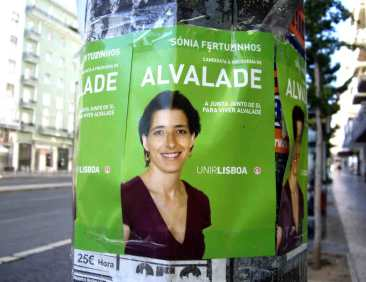 PS, Lisboa, Alvalade