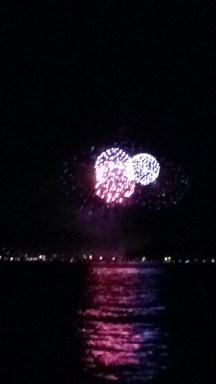 From Lake Champlain