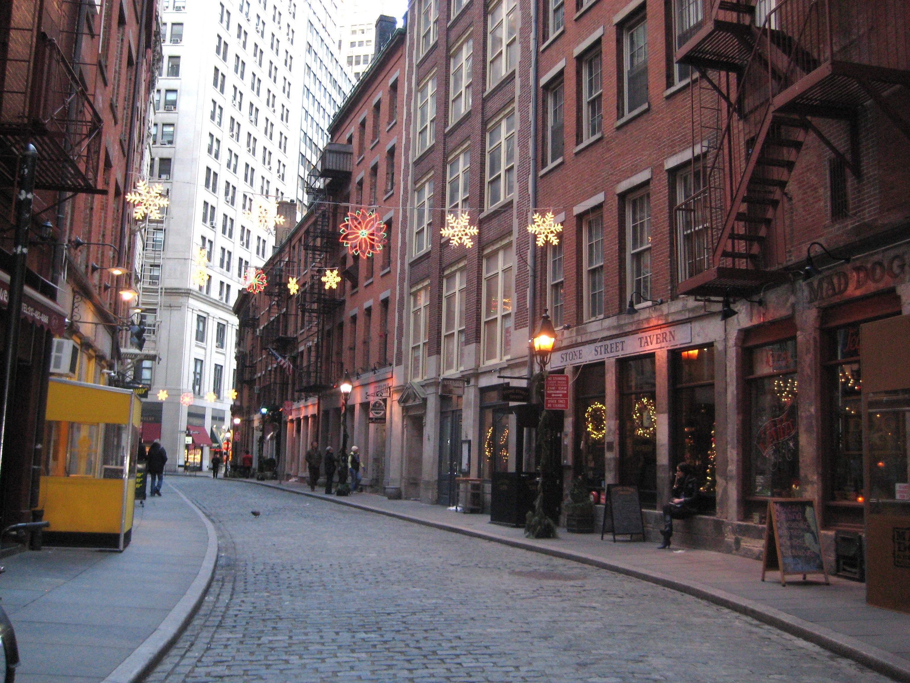December  2008  Ephemeral New York