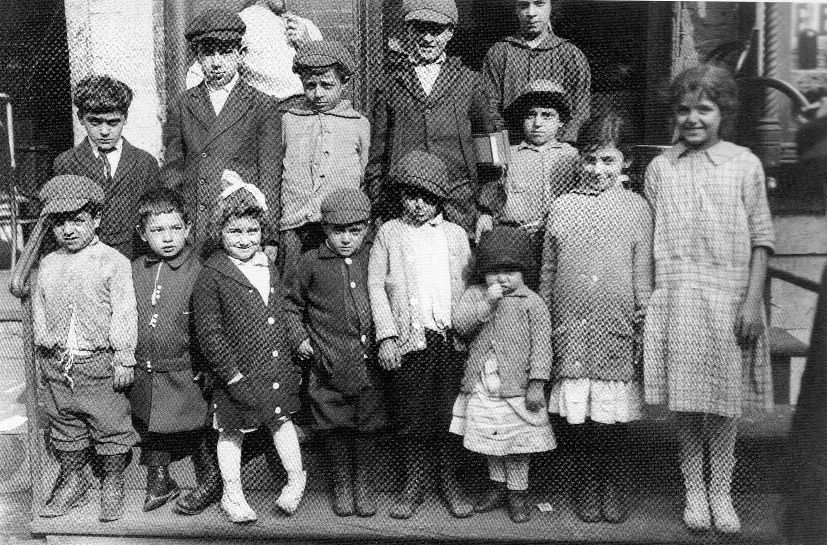 When Lower Manhattan Was Little Syria
