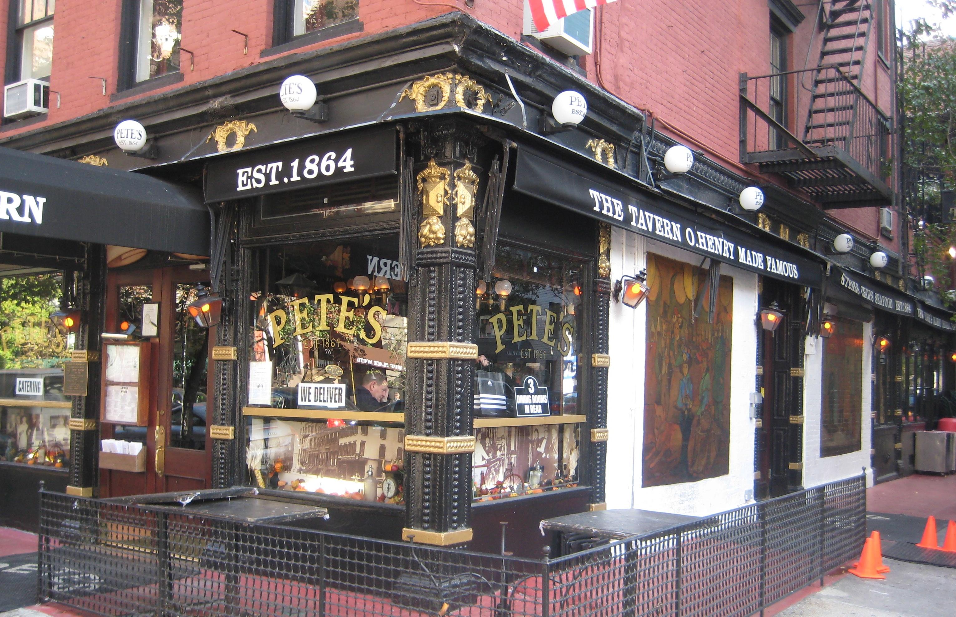 the Bowery  Ephemeral New York