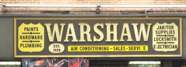 City Oldest Hardware Stores And Signs Ephemeral