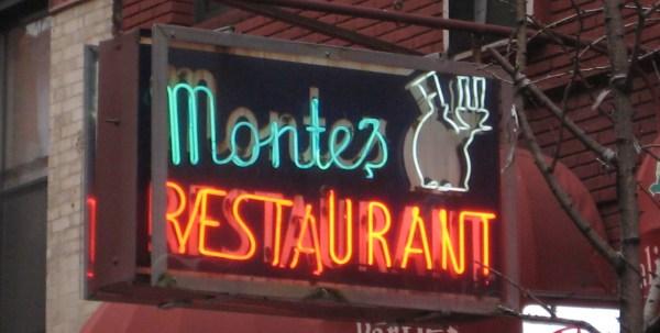 New York Vintage Neon Sign