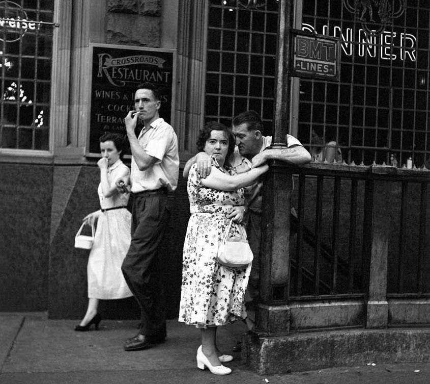 New York in the 1950s  Ephemeral New York