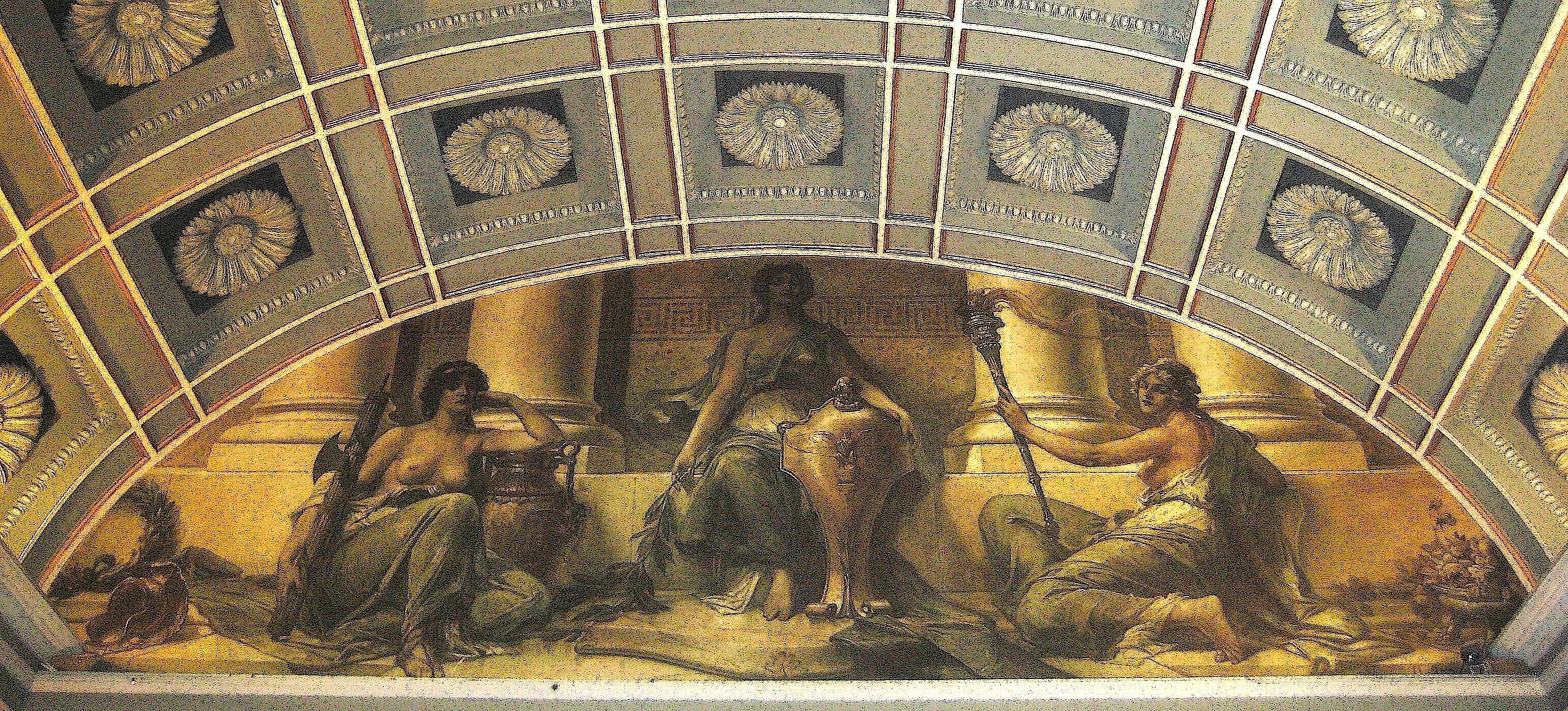 Rockefeller Center Murals  Ephemeral New York