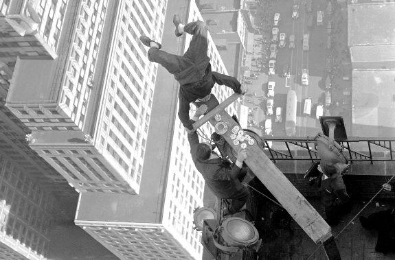 Flagpole Sitting 1920s  Ephemeral New York