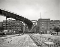 110th Street Suicide Curve | Ephemeral New York
