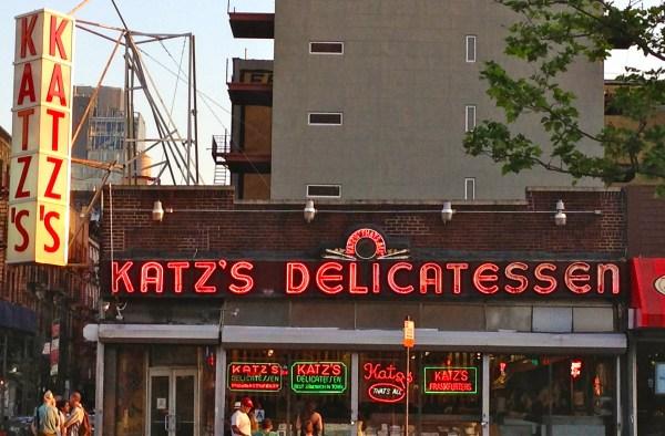 Neon Signs York City Ephemeral