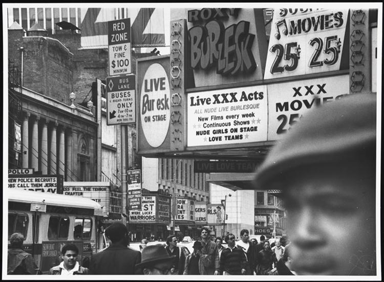 Travel Inn 42nd Street  Ephemeral New York