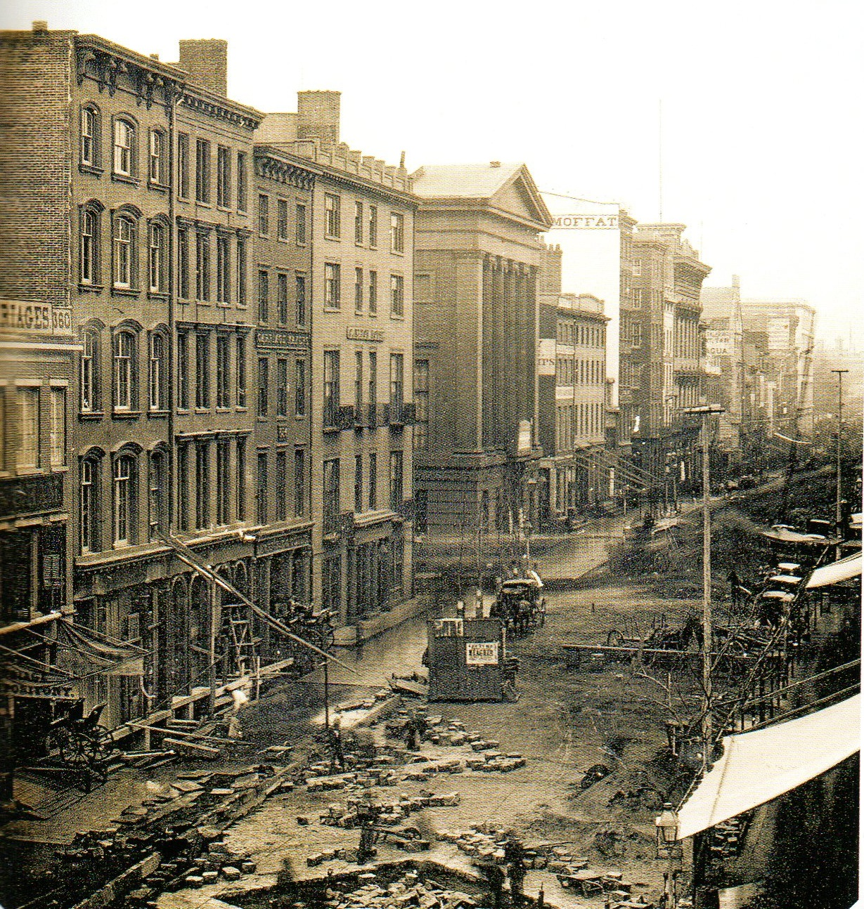 Is This The Oldest Photograph Of New York