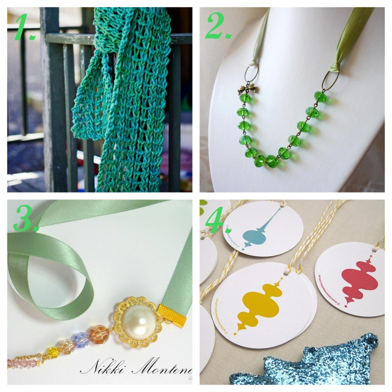 Ribbons and Thread ~ Browsing the Bazaar