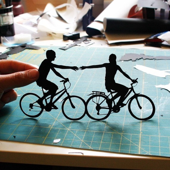 PaperCuts – Stunning Paper Art by Joe