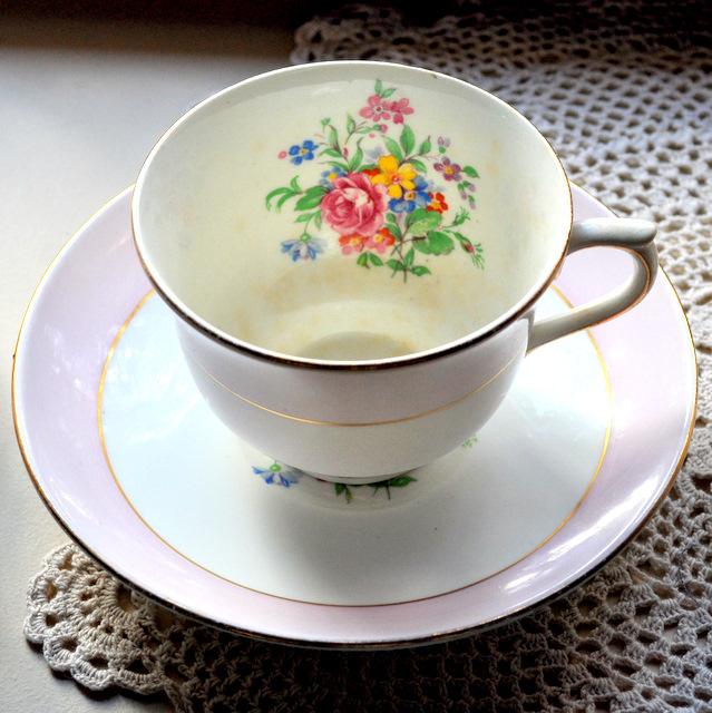 My Grandmother's Tea Cups