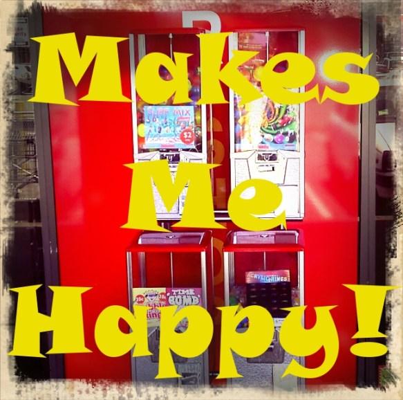 Makes Me Happy…