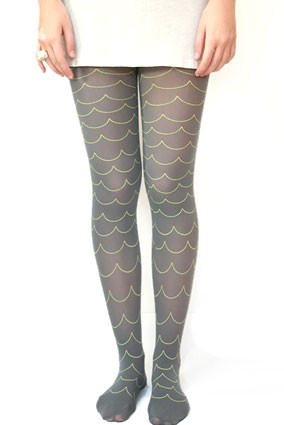 {Style} Wave Tights