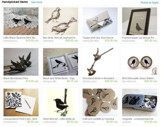 Etsy Has an Aussie Homepage!