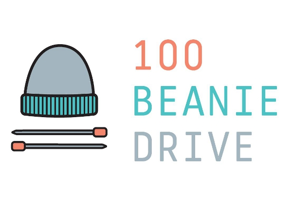 100 Beanie Drive ~ Can you help us give cancer patients warm heads and warm hearts this winter? All yarn-lovers please apply!