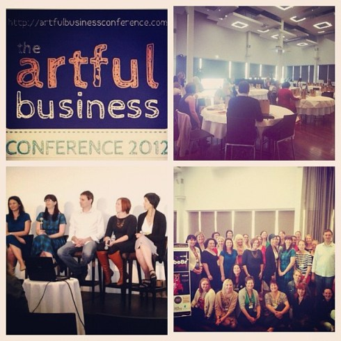 The value of what we do ~ a wrap-up of the Artful Business Conference