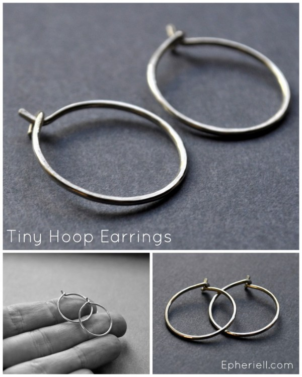Tiny Hoops – Epheriell Weekly Special 18/3/13