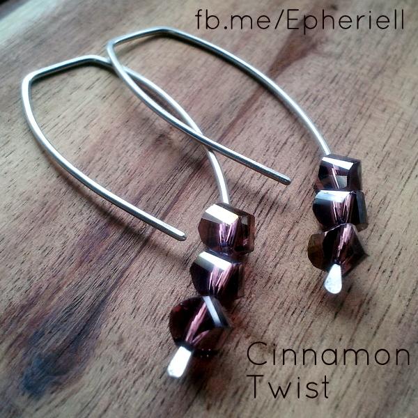 Cinnamon Twist ~ Urban Candy Challenge #7