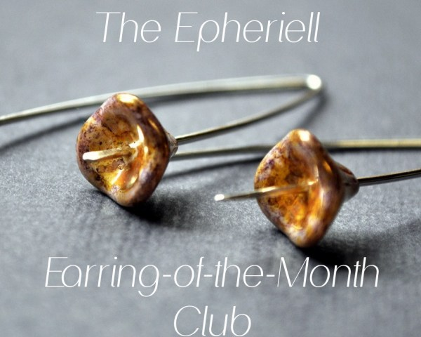 Earring-of-the-Month Club