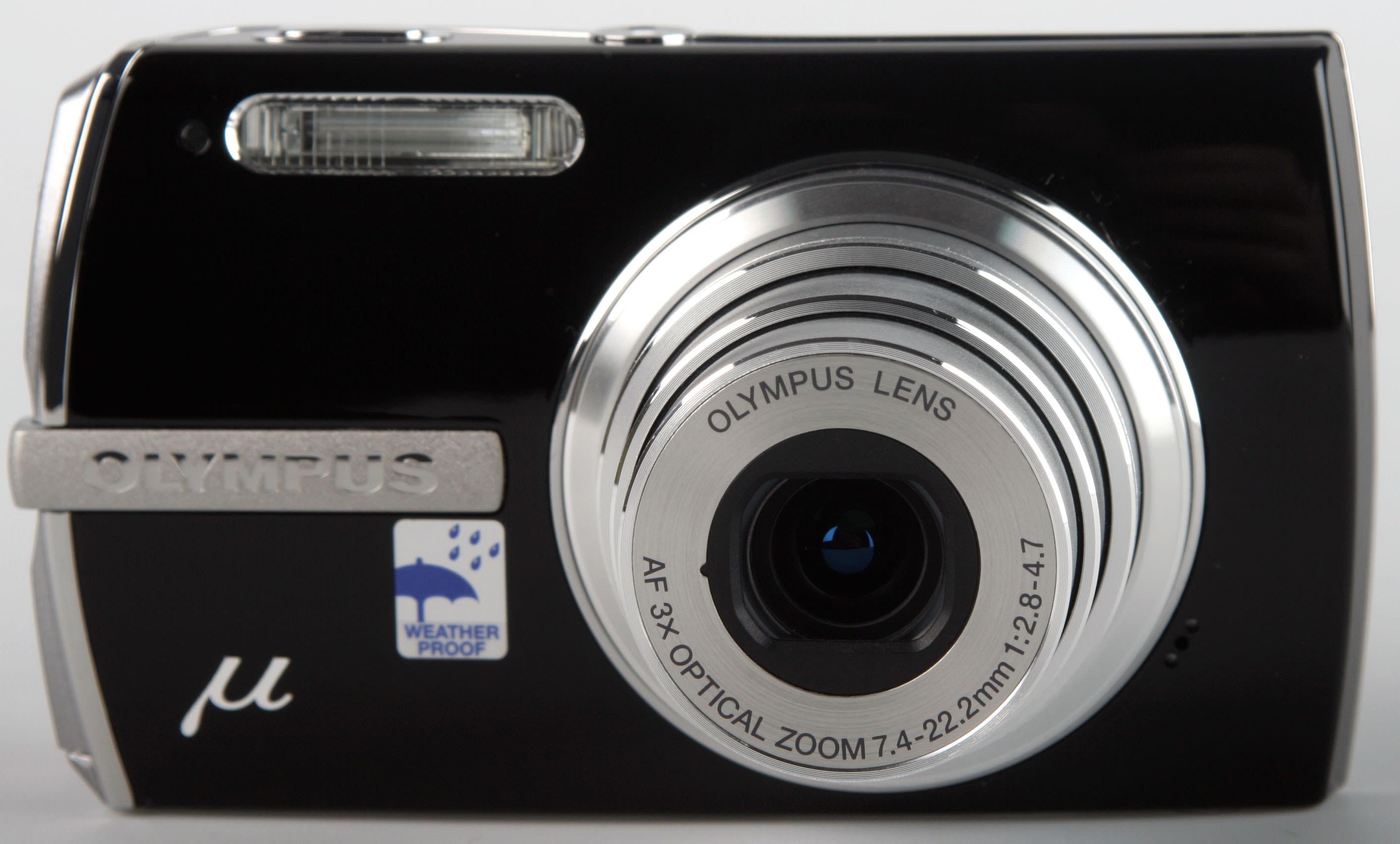 Olympus Mju 1200 Digital Camera Review